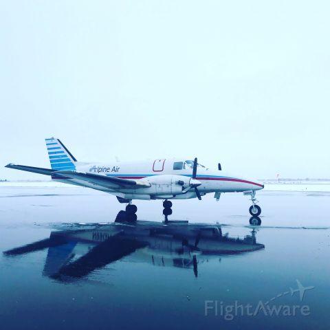 Beechcraft Airliner (N99GH)