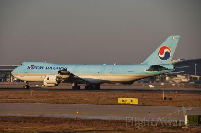 BOEING 747-8 (HL7617)