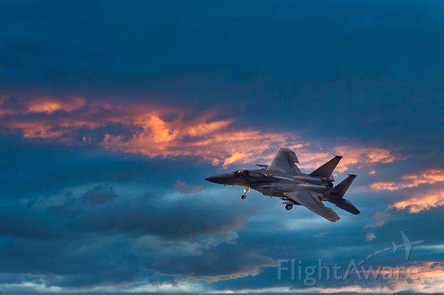 — — - F-15 Eagle