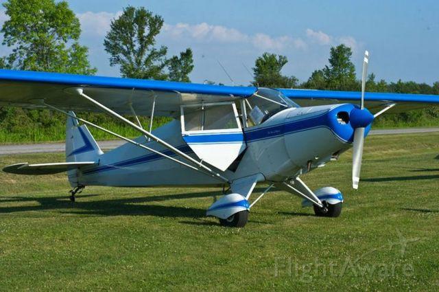 Piper PA-12 Super Cruiser (N720PC)