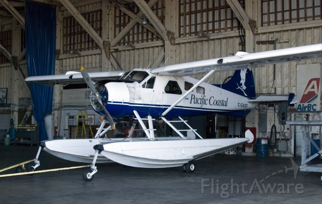 De Havilland Canada DHC-2 Mk1 Beaver (C-GASF)