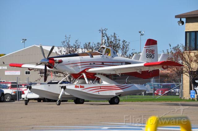 AIR TRACTOR AT-503 —