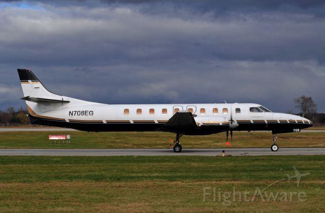 GLOSTER Meteor (N708EG) - Hamilton International Airport (YHM)