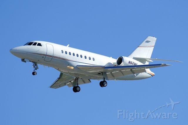 Dassault Falcon 2000 (N62MF)