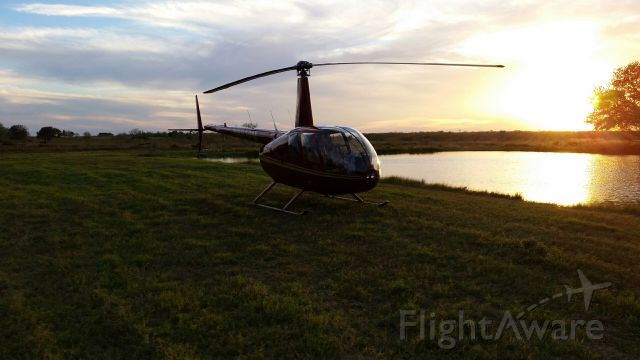 Robinson R-44 (N883PM) - Espejo Helicopters