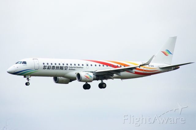 Embraer ERJ-190 (B-3115) - TIPS: Select full-size and wait for a while for better view.