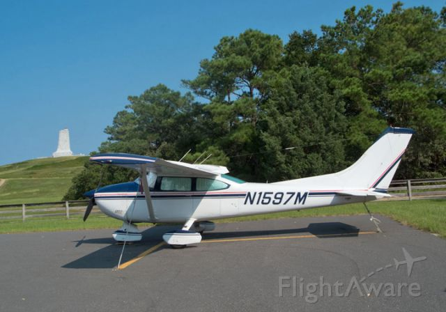 Cessna Skylane (N1597M)