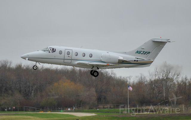 Beechcraft Beechjet (N63XP) - Runway 23 departure @KUGN.