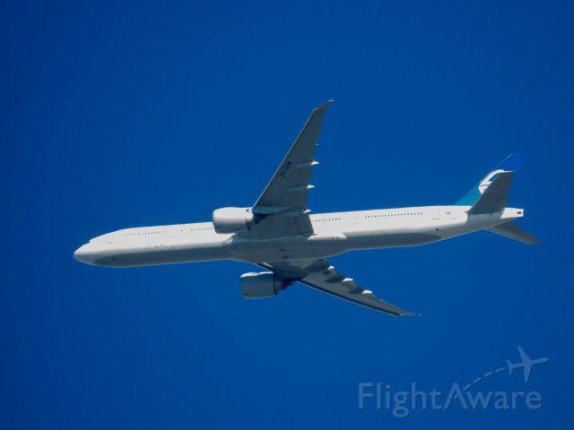 Boeing 777-200 (ZK-OKM) - zk-okm