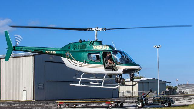 Bell JetRanger (N911UD)