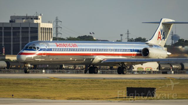McDonnell Douglas MD-80 (N972TW) - Departing 4<br />8/4/17