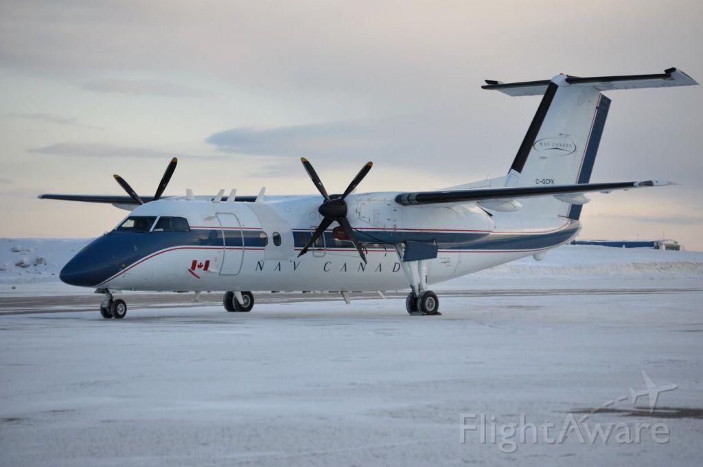 C-GCKK — - 1985 DHC-8-102 S/N028.