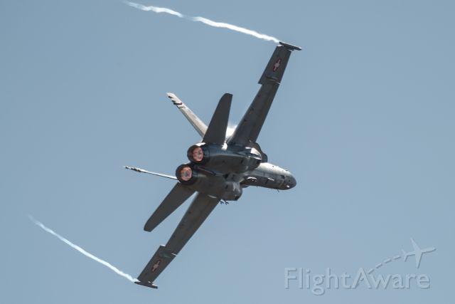 McDonnell Douglas FA-18 Hornet (J5020) - McDonald Douglas F/A-18C