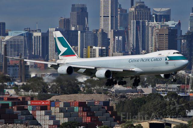 BOEING 747-8 (B-LJC) - ON 5 DEC 2017