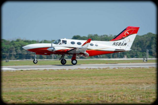 Cessna Chancellor (N58AW) - 2015 Tico Air Show
