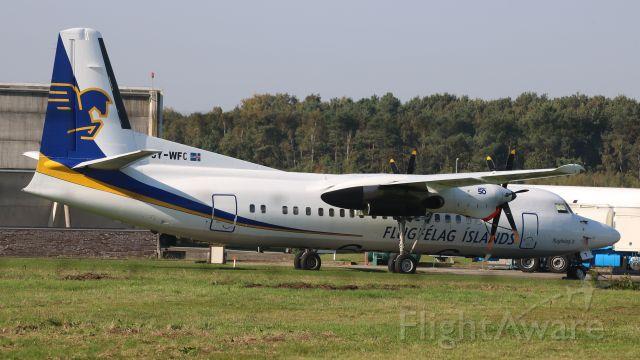 Fokker Maritime Enforcer (5Y-WFC)