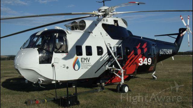 Sikorsky Sea King (N261CG)