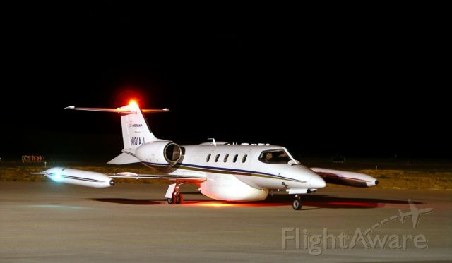 — — - GJT night mission while flying the NEXTMap USA acquisition