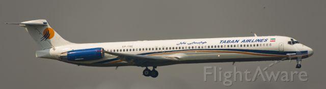 McDonnell Douglas MD-88 (EP-TBE)