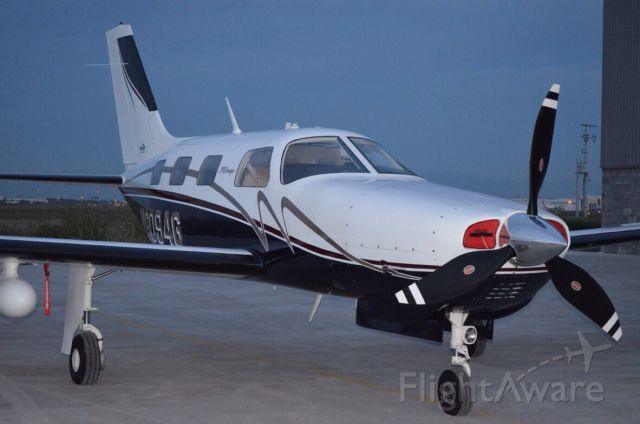 Piper Malibu Mirage (N6094G)