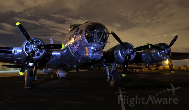 Boeing B-17 Flying Fortress (N9323Z) - The Arizona Commemorative Air Force Museum