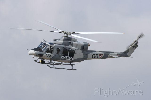 Bell 412 (N330TB) - Fuerza Aerea Mexicana 1206