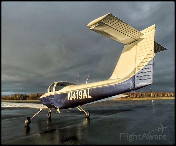 Piper Tomahawk (N419AL)