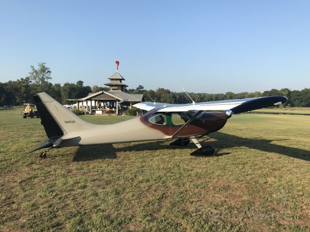 NEW GLASTAR Sportsman 2+2 (N453X) - Photo taken at the Triple Tree Eclipse Fly-In