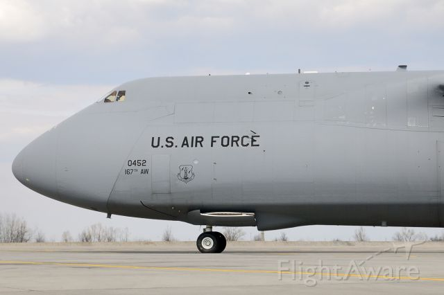 Lockheed C-5 Galaxy (70-0452)