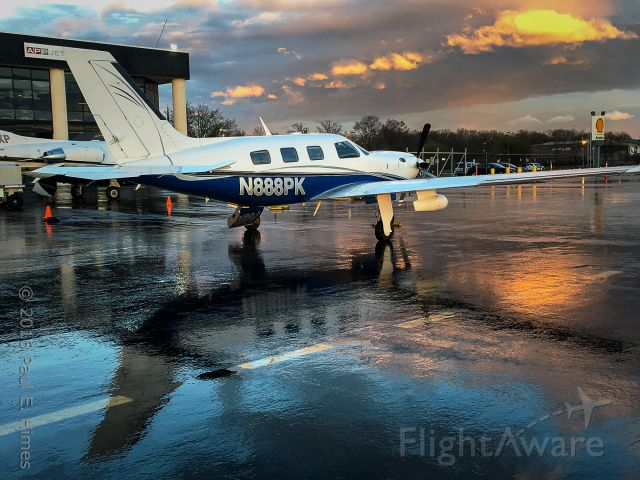Piper Malibu Mirage (N888PK)