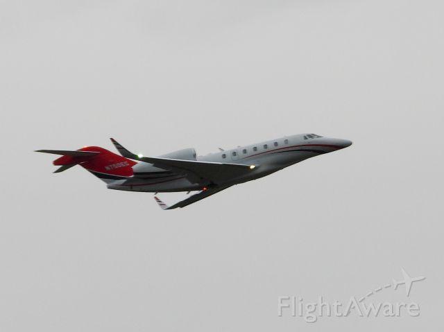 Cessna Citation X (N750EC) - 05/27/21
