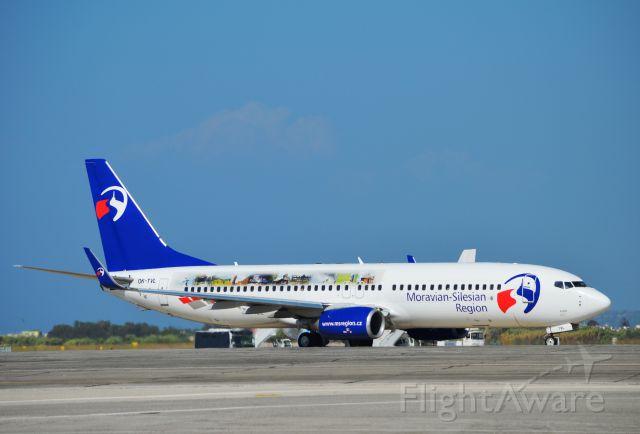 Boeing 737-700 (OK-TVL)