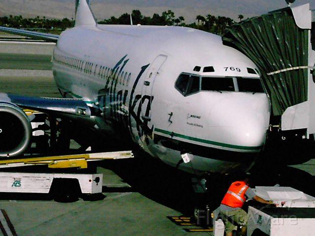 Boeing 737-800 (ASA307) - Alaska Air