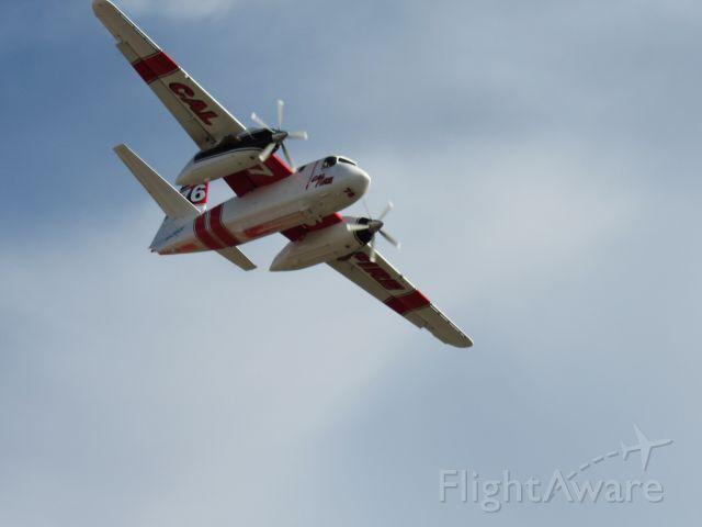 MARSH Turbo Tracker (N436DF) - N436DF flying the pattern.