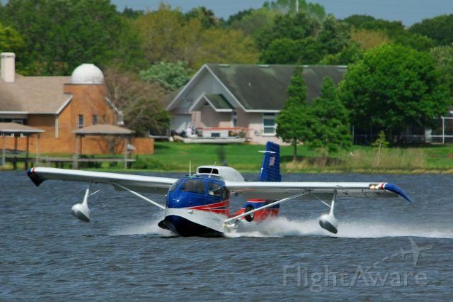REPUBLIC Seabee (N6386K) - 2013 Fantasy of Flight Splash-In