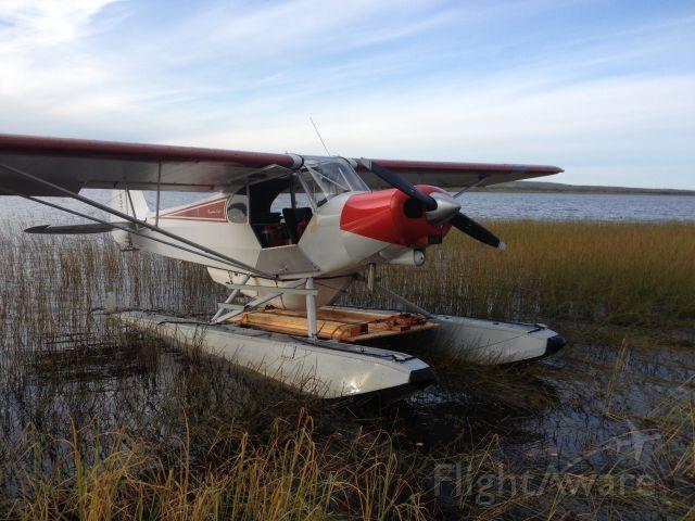 N1907A — - External load of cabin supplies