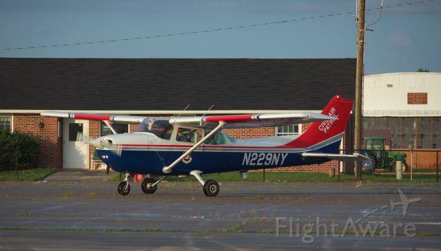 Cessna Skyhawk (N229NY) - Simple shot of a Civil Air Patrol 172N