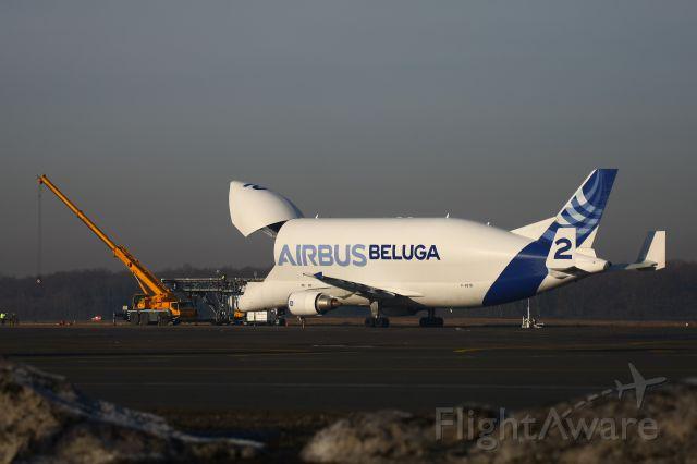 Airbus A300F4-600 (F-GSTB)