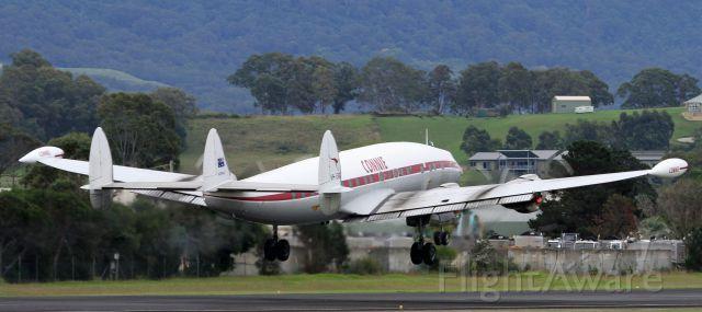 Lockheed EC-121 Constellation (VH-EAG) - Wings over Illawarra 2016 Australia.