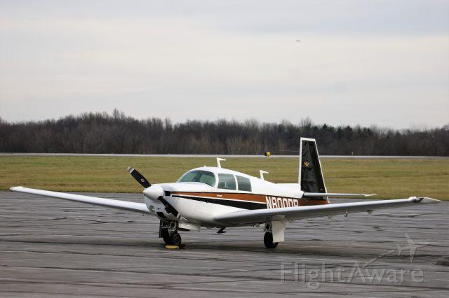 Mooney M-20 (N800DP)