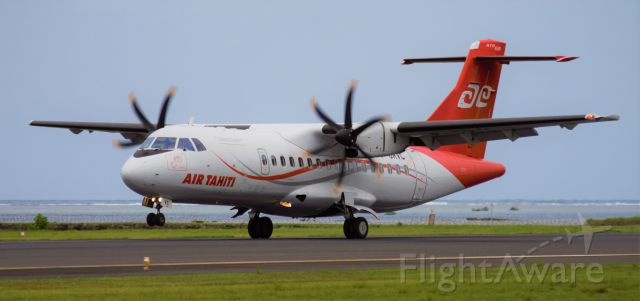 Aerospatiale ATR-42-600 (F-ORVC)