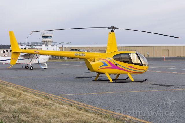 Robinson R-44 (VH-UBU) - Robinson R44 (VH-UBU) at Wagga Wagga Airport