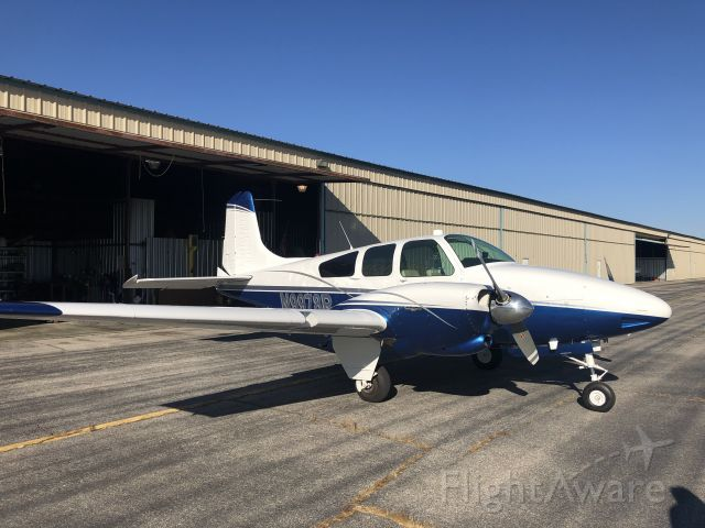 Beechcraft Travel Air (N9978R)