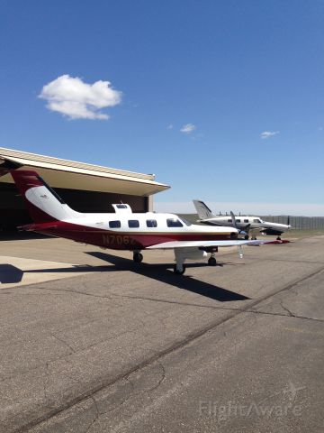 Piper Malibu Mirage (N706Z)