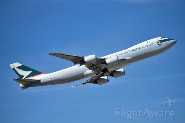 BOEING 747-8 (B-LJC) - 10-L 03-26-19