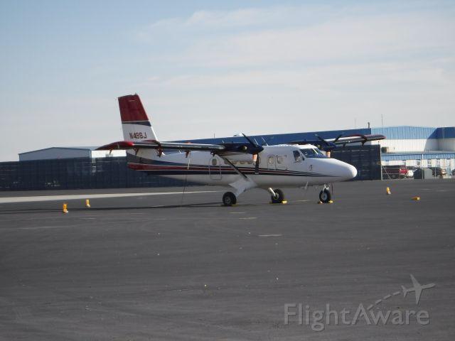 De Havilland Canada Twin Otter (N49SJ)