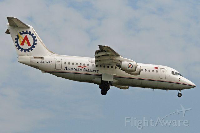British Aerospace BAe-146-200 (ZA-MAL)