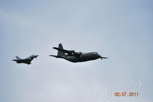 — — - Airpower 2011 in Zeltweg Austria