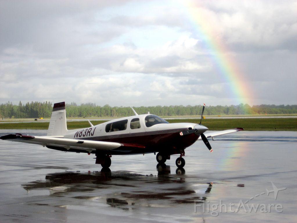 Mooney M-20 (N83RJ) - The pot of Gold at the end of a rainbow!