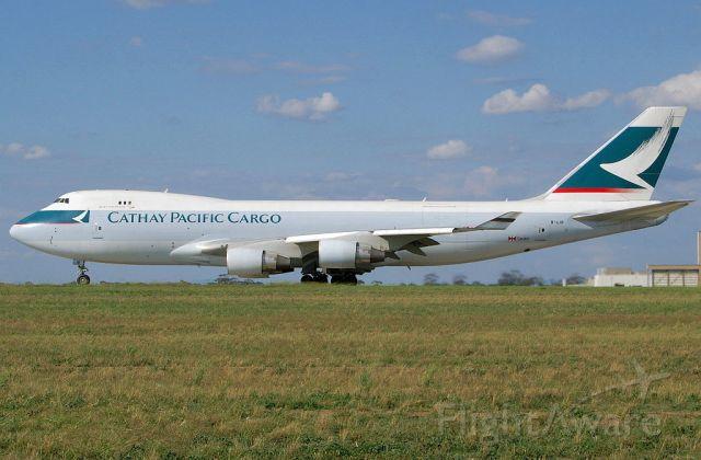 Boeing 747-400 (B-LIB)